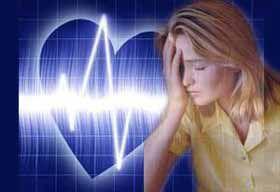 Crise cardiaque chez les jeunes femmes