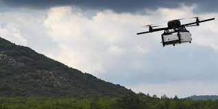Roumanie 2021 Secteur logistique veille technologique livraison colis par drone www.Sentinelle.ro