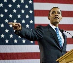 Discours d'investiture d'Obama comme 44e president des Etats Unis d'Amerique