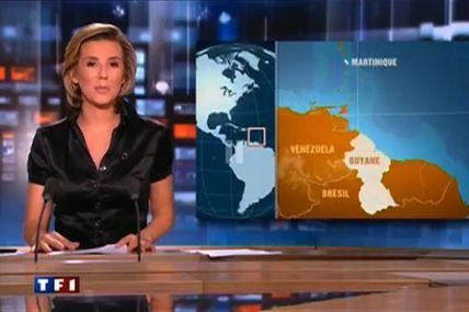 Ooops ! mais où est la Guyane !?