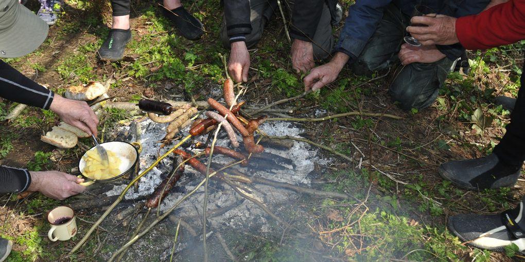 """""""l'affaire"""" de la route des rats 2017 les 25 et 26 mars, en kayak et canoë bois"""