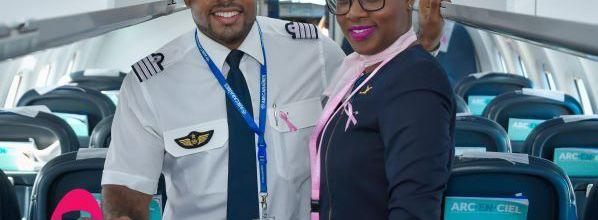 Air Caraïbes se mobilise pour octobre rose et soutient la lutte contre le cancer