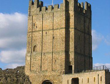 L'Honneur de Richmond, un fief breton en Angleterre