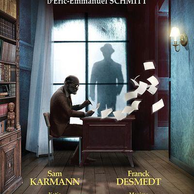 Éric-Emmanuel SCHMITT - Festival Off - Avignon 2021