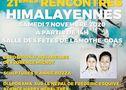 Les 21èmes Rencontres Himalayennes maintenues