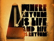 "artwork cover compil ""Where Rhythm Is Life And Life Is Rhythm"""