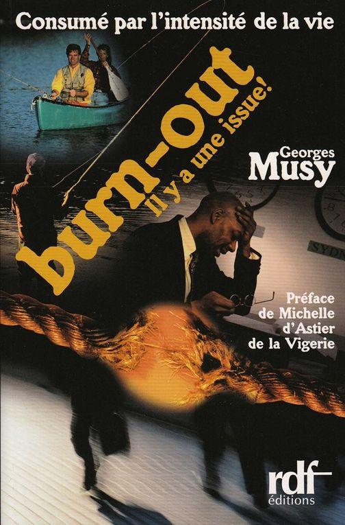 Burn-out, il y a une issue ! DVD, Livre, achats directs en ligne