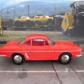 RENAULT FLORIDE DINKY TOYS REEDITION ATLAS 1/43 - car-collector