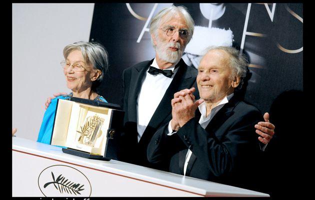 Cannes 2012 : Haneke double la mise