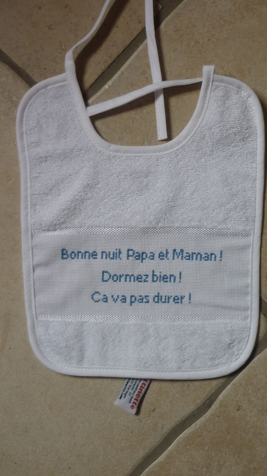 Layette pour Stacy / 5.