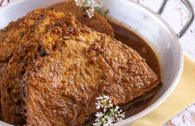 Rôti de porc mariné aux saveurs asiatiques (au cookeo ou pas)