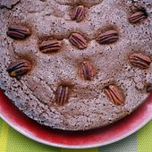 Recette : brownie chocolat à la courge butternut - Les Gralettes