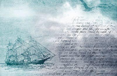 Fonds marins dans une balade très agréable dans un bateau ivre d'air et de vagues