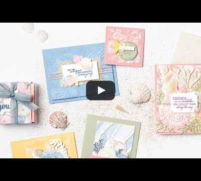 SAND AND SEA SUITE,COLLECTION SABLE ET MER,STAMPIN'UP!