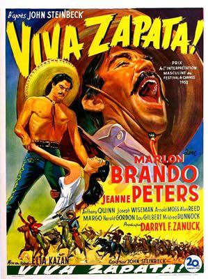 Viva Zapata ! d'Elia Kazan