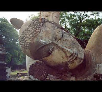 promenade Zen à Kamphaeng Phet