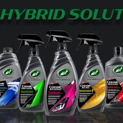 Why use turtle wax hybrid solution products in 2020?