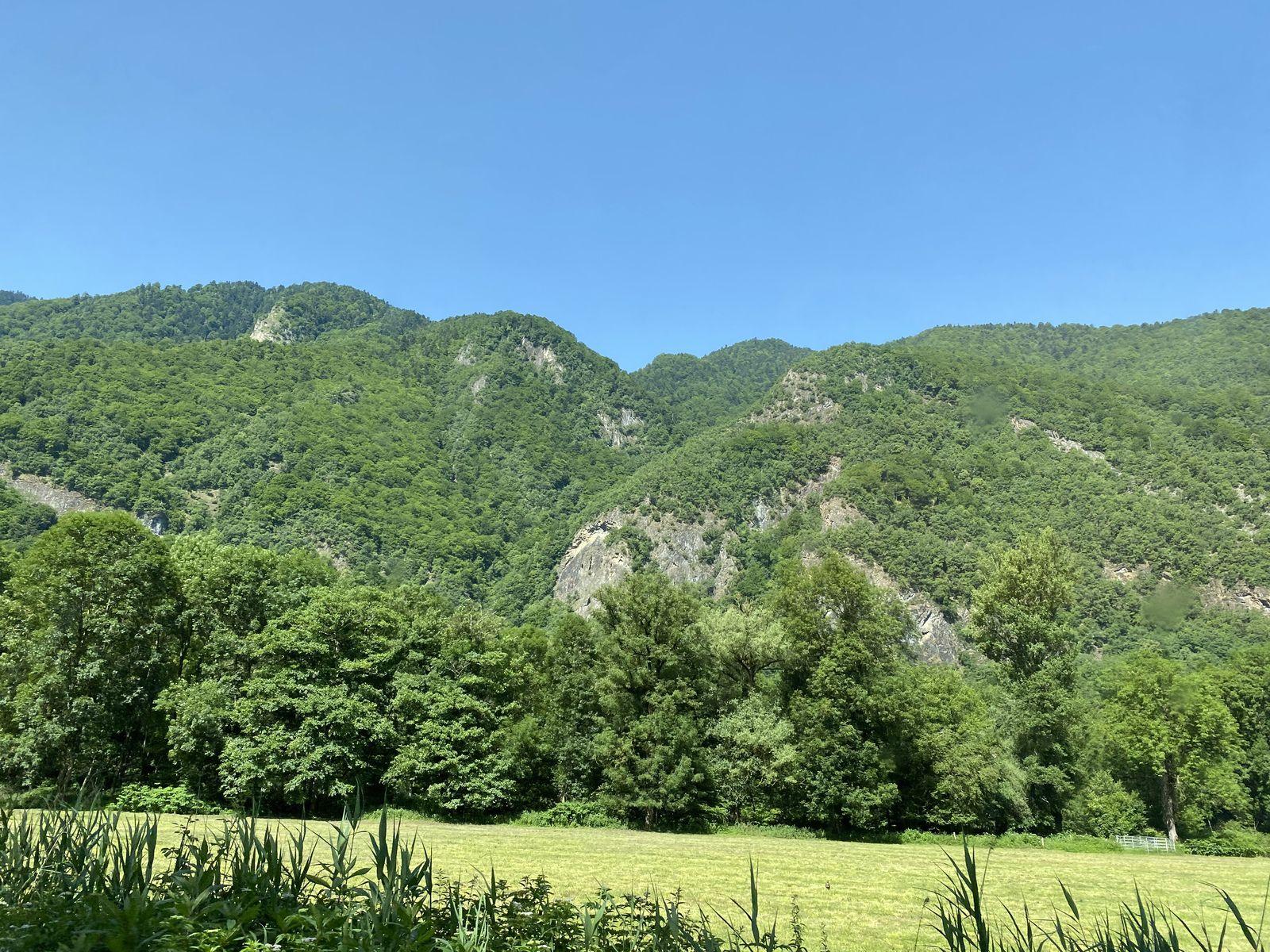 Une semaine dans les Pyrénées