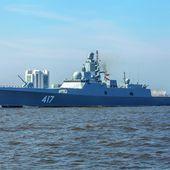 Les frégates Admiral Gorshkov. Le début du renouvellement de la flotte hauturière russe ?