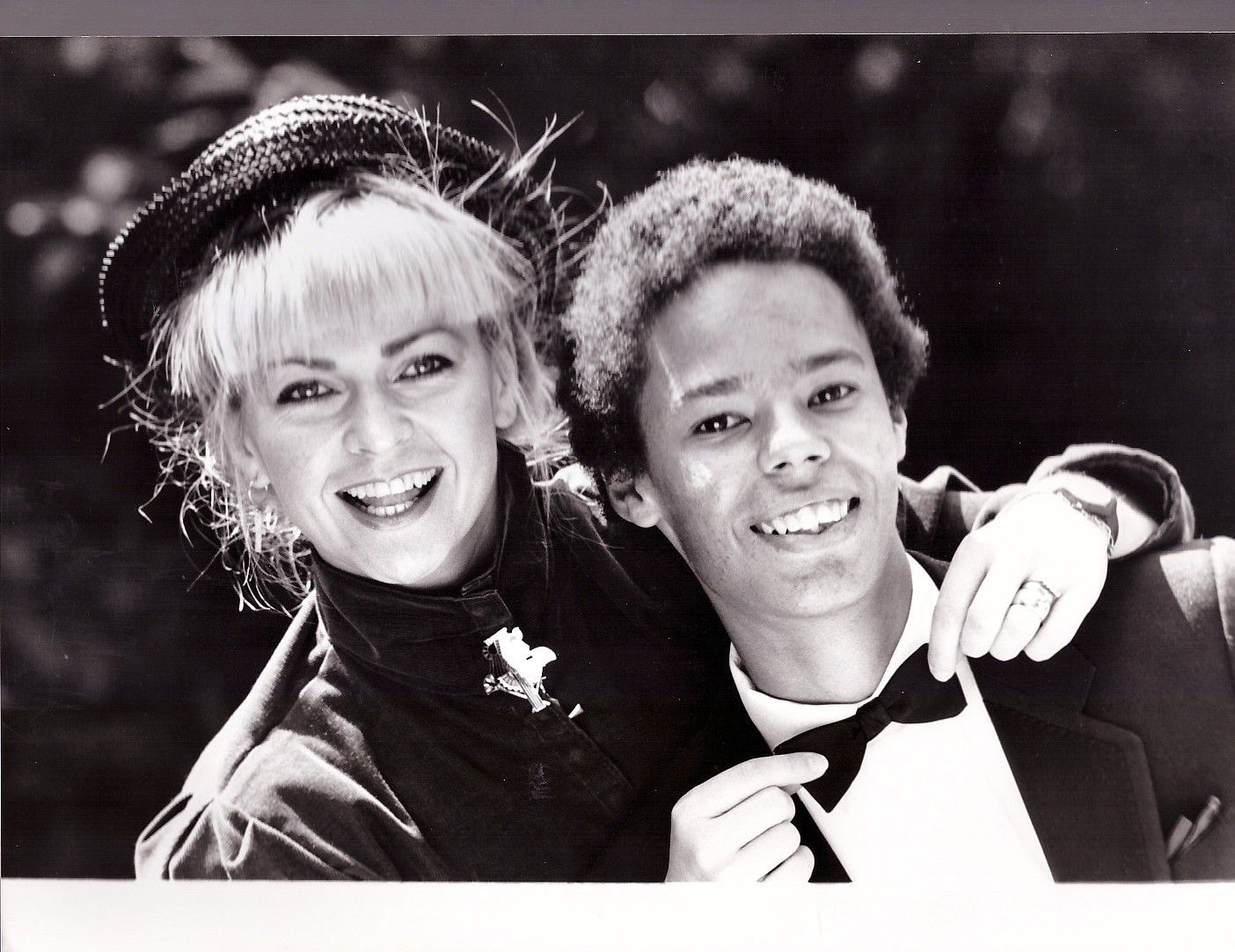 Photo de Presse Lester Holloway and Toyah Willcox