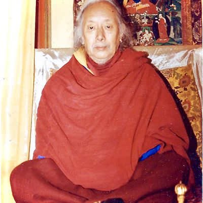 Memories about Chhimed Rigdzin Rinpoche (English version), 5