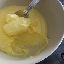 Crème au citron : lemon curd au companion