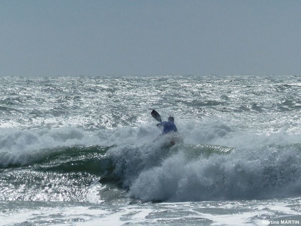 Photos coupe de France de Waveski surfing 2016 aux Sables d'Olonne