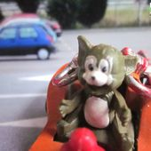 TOM ET JERRY - JERRY'S ALTES AUTO CORGI - car-collector