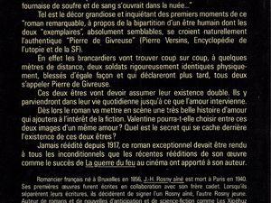 """J.-H. Rosny aîné """"L'Enigme de Givreuse"""" (Nouvelles Editions Oswald - 1982)"""