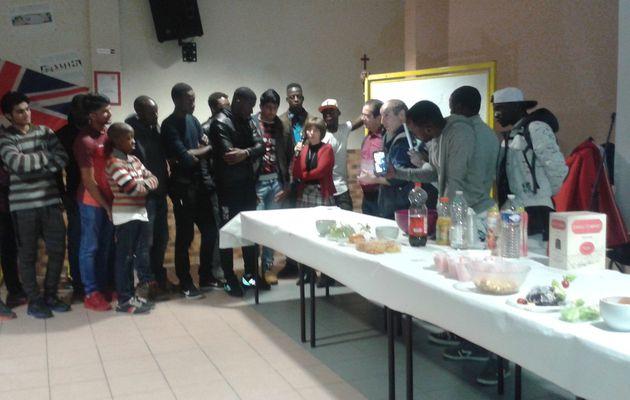 Olivet Solidarité fête les migrants...