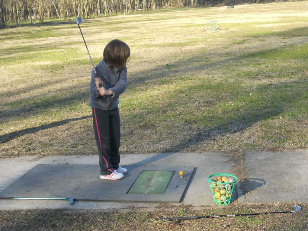 Album - Ecole  de Golf 11 janvier 2012