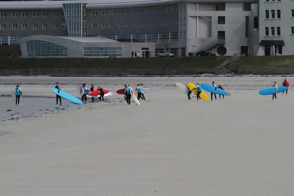 Quelques photos de mer, en suggérant que Nantes est au bord de la mer ....