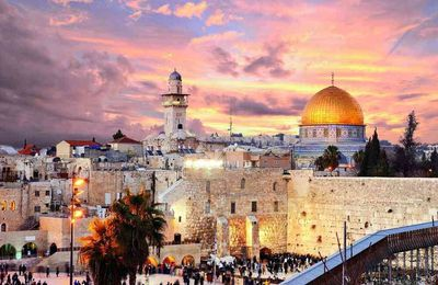 Plan a Holy Trip to Israel Today