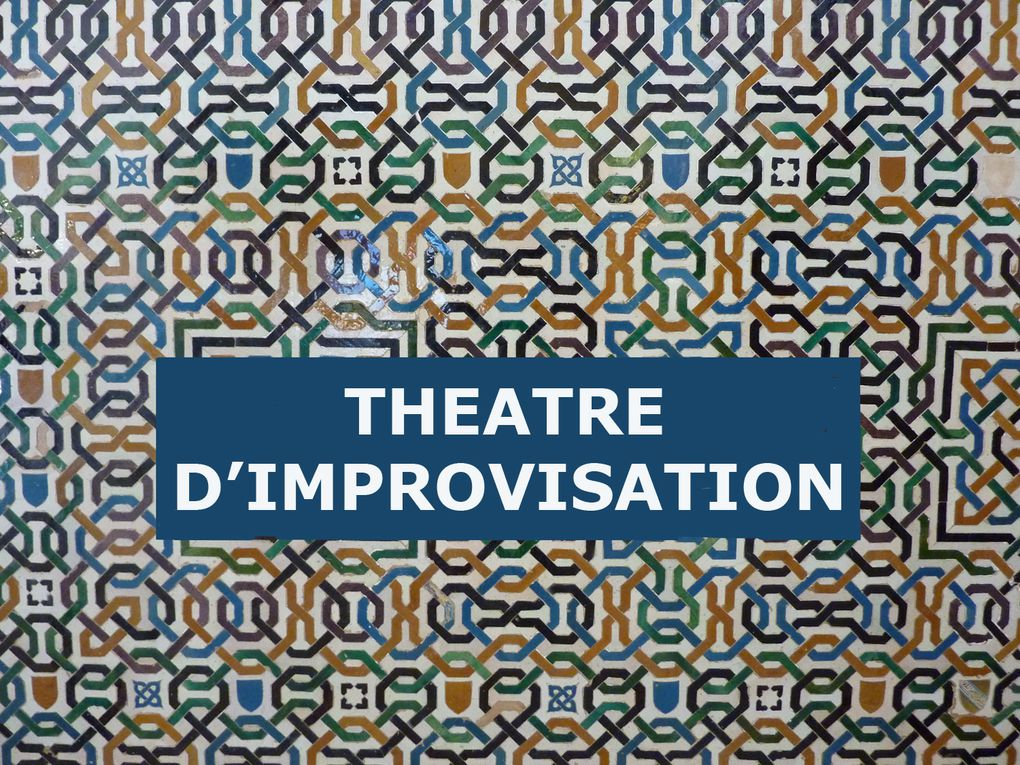 4/ THEATRE D'IMPROVISATION