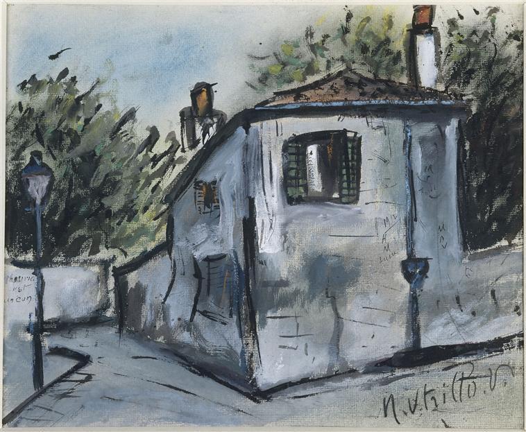 La maison de Berlioz à Montmartre