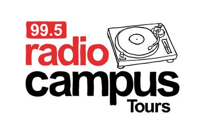 Jeunes reporters sur radio Campus aux Assises du journalisme
