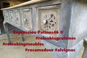 Vieux meubles 6 tiroirs #relookingmeubles #relookingcuisines #rocamadour #alvignac #homedeco #brocante