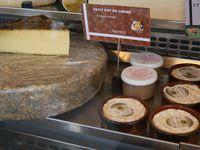 La p'tite boite à fromages, c'est votre nouveau fromager sur votre Marché St-Exupéry !