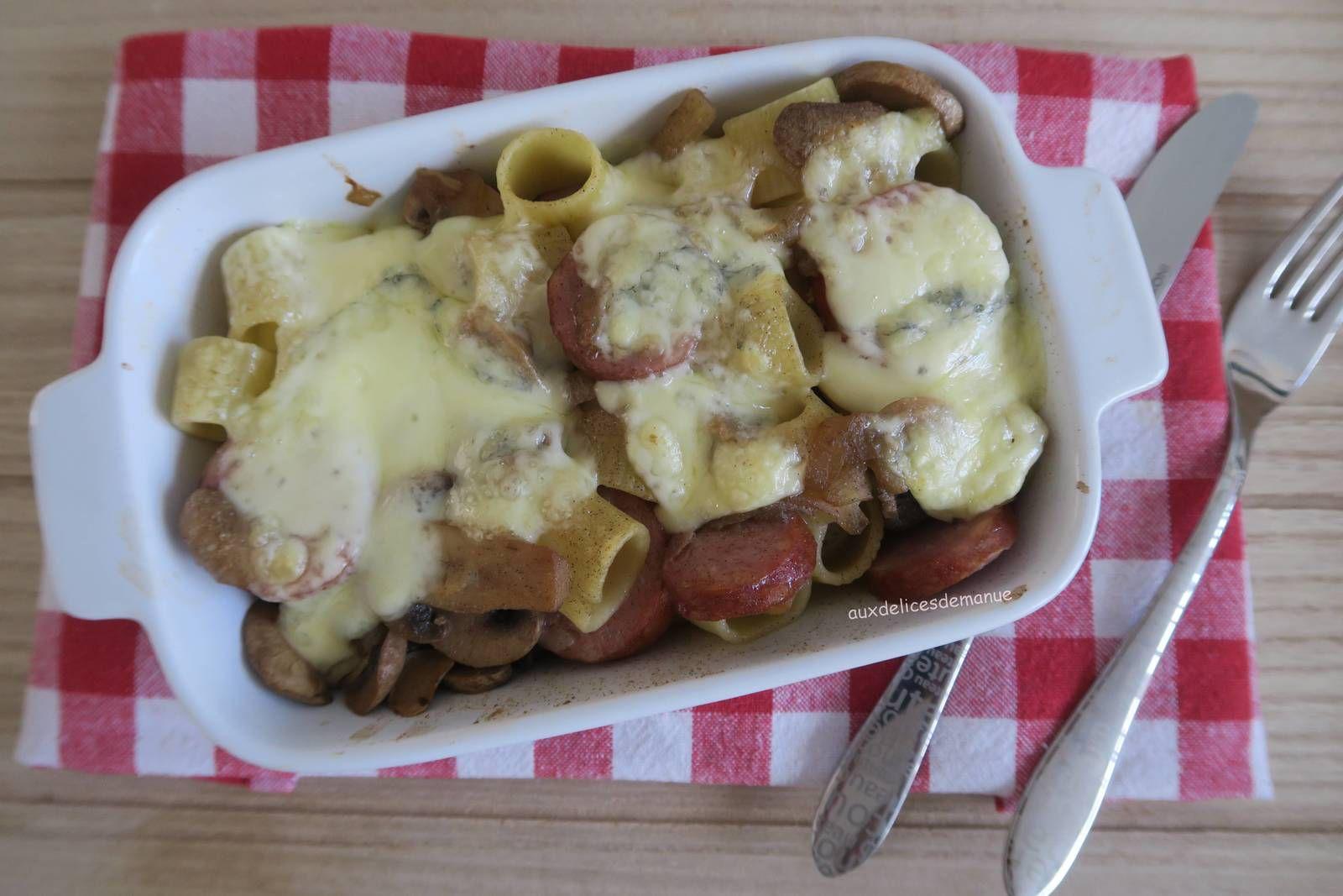 pâtes,saucisse,saucisse de Montbéliard,Morbier,Franche Comté,Jura