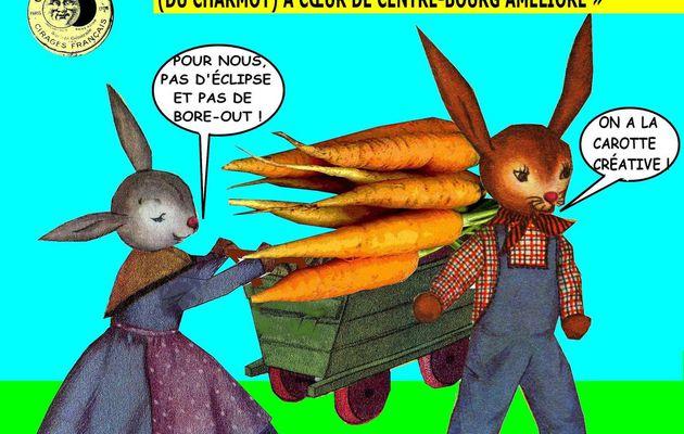BORE-OUT CHEZ LES PETITS LAPINS DU CHARMOY ? - du 03 MAI 2016 (J+2694 après le vote négatif fondateur)