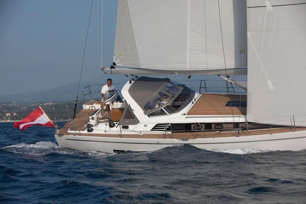 Sunbeam 46.1 (Sunbeam Yachts)