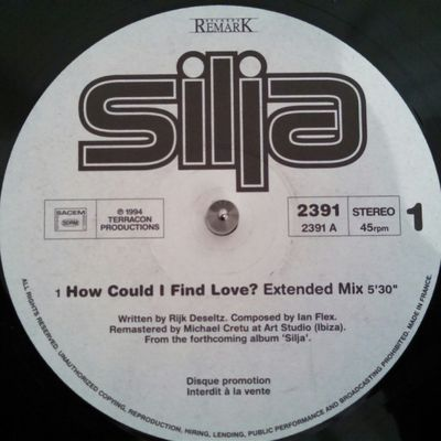 Silja - How Could I Find Love