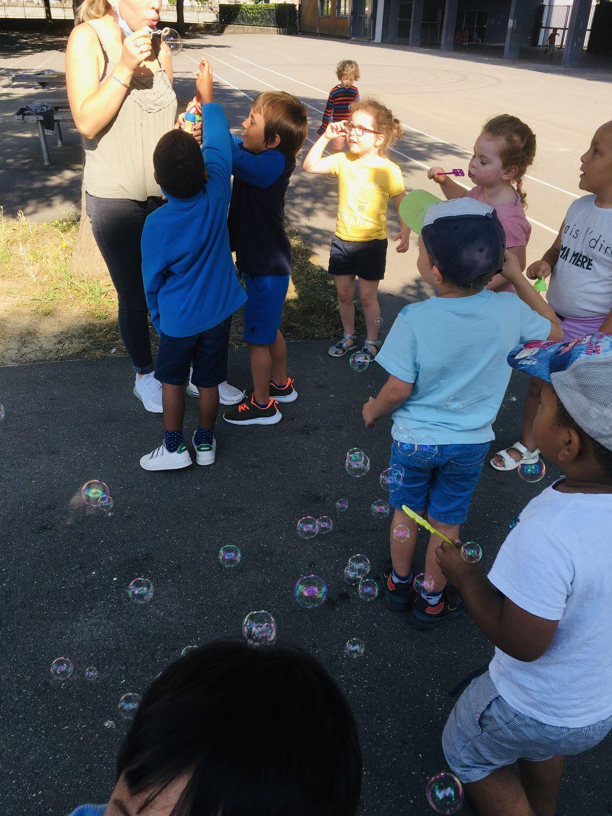 Nos activités au centre de loisirs en août en images