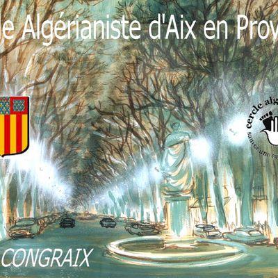 Cercle algérianiste d'Aix en Provence