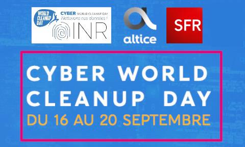 [communiqué] Cyber World CleanUp Day : SFR Caraïbe s'engage à réduire son empreinte environnementale !