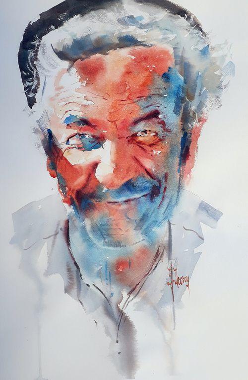 Jean Luc Decron expose au festival landes aquarelle du 12 au 20/09/2020 à Morcenx 40110