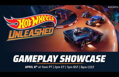 [ACTUALITE] Hot Wheels Unleashed - Du gameplay en vidéo