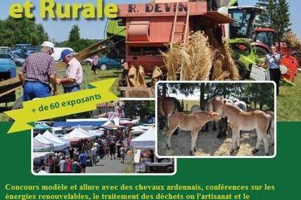 Delme 60 eme Foire Artisanale et Rurale le 24 juin 2018