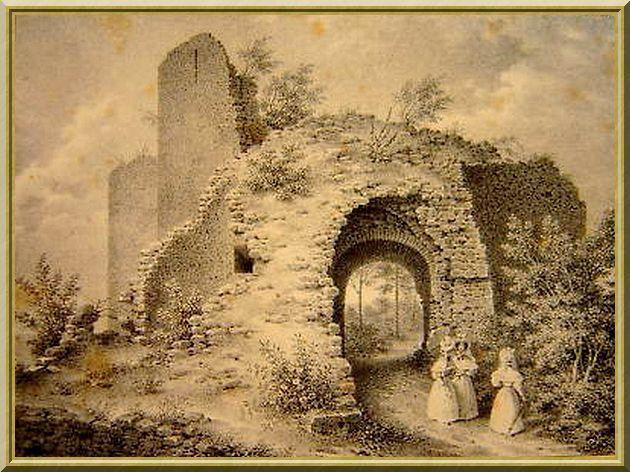 Diaporama château de Schwartzenbourg