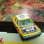 RENAULT 9 RALLYE BURAGO 1/43 - car-collector.net
